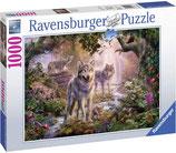 Ravensburger 15185 Wolfsfamilie