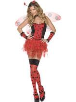 Sexy Marienkäferkostüm Kostüm