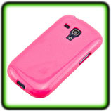 CASE SAMSUNG GALAXY S3 MINI I8190 Pink