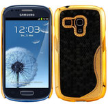 Design Case Samsung Galaxy S3 Mini Chrom