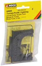 Noch 44820 Tunnel-Portal, 2-gleisig Z