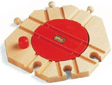 BRIO 33361 Railway Mechanical Turntable