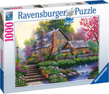 Ravensburger 15184 Romantisches Cottage