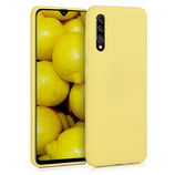 TPU Case Hülle Samsung Galaxy A30s Gelb