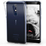 TPU Case Hülle Nokia 5.1 (2018)