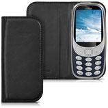 Flipcover Case Nokia 3310 (2017) Schwarz