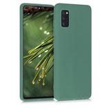 TPU Case Hülle Samsung Galaxy A41 Tannengrün
