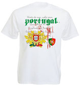 Portugal T-Shirt Nationalhymne EM 2016