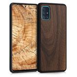 Walnussholz Case Samsung Galaxy A51