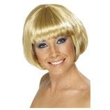 Perücke Babe Blond Pagenschnitt blonde