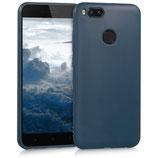 TPU Case Xiaomi Mi 5X / Mi A1 Dunkelblau
