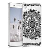 Crystal Case Sony Xperia XA Blume Design