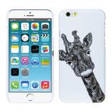 Cover Hülle Apple Iphone 6 Giraffe