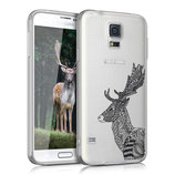 Crystal Case Samsung Galaxy S5 Hirsch