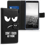 Wallet Case Sony Xperia XZ2 Dont Touch