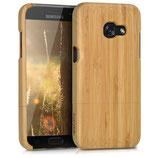 Bambus Case Hülle Samsung Galaxy A3 2017