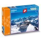 CARTA.MEDIA 7268 Puzzle Schilthorn