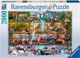 Ravensburger 16652 Grossartige Tierwelt