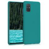 TPU Case Samsung Galaxy A71 Petrol