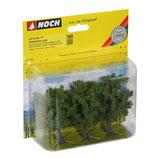 Noch 25110 Obstbäume grün 3 Stück H0