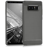 TPU Case Samsung Galaxy Note 8 Brushed Carbon