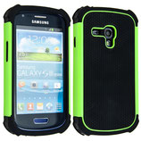 TPU CASE SAMSUNG GALAXY S3 MINI I8190 GRÜN