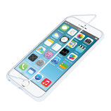 Schutz Hülle Apple Iphone 6 Plus Komplett Weiss