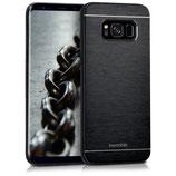 Alu Case Samsung Galaxy S8 Schwarz