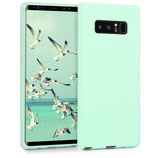 TPU Case Samsung Galaxy Note 8 Mintgrün matt