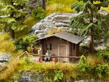 Noch 14342 Waldhütte H0