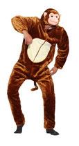 Deluxe Affen Kostüm