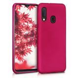 TPU Case Samsung Galaxy A20e Metallic Pink