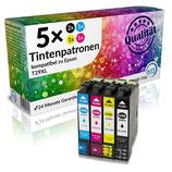 5x Tintenpatronen Epson T29XL