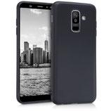 TPU Case Samsung Galaxy A6+ 2018 Schwarz