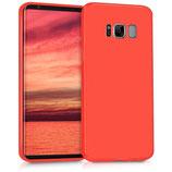 TPU Silikon Case Samsung Galaxy S8 Rot matt
