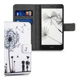 Wallet Case Huawei P9 Lite Pusteblume
