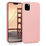 Case Hülle Apple iPhone 11 Pro Max Rosegold