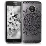 TPU Case Hülle Motorola Moto G5 Aztec