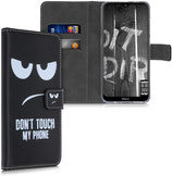 Wallet Case Hülle Nokia 2.3 Dont Touch