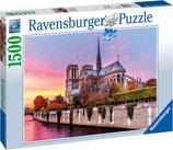 Ravensburger 16345 Malerisches Notre Dame