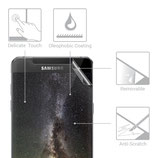 3x Displayschutzfolie Galaxy A3 2016 Klar