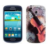 Akku Deckel Samsung Galaxy S3 Mini Geige