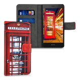 Wallet Case Huawei P9 Lite Telefon London