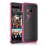 Hardcase mit Design HTC One M9 in Pink