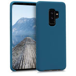 TPU Case Samsung Galaxy S9 Plus Dunkelblau