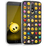 TPU Case Motorola Moto G4 G4 Plus Emoji