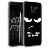 TPU Case Cover Samsung Galaxy J6 Dont