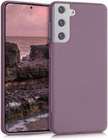 TPU Case Samsung Galaxy S21 Plus Grape