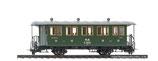 Bemo 3234 142 RhB C.2012 Historischer Dampfzugwagen