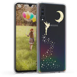 TPU Case Hülle Samsung Galaxy A70 Fee